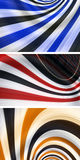 Linear backgrounds Stock Photo
