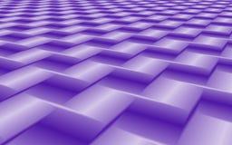 Linear disco violet background Stock Image