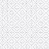 Linear pattern, linear diamond shape decorate with diamond square shape. Graphic clean design for fabric, event, wallpaper etc. pattern is on swatches panel stock illustration