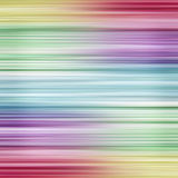 Linear rainbow background Royalty Free Stock Images