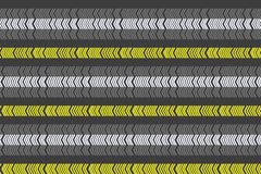 Linear scandinavian seamless pattern. Zigzag pattern. Abstract minimalistic ornament with trendy color. Modern swatch. Flat backgr. Ound for textile, print & any stock illustration