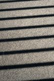 Linear Shadows. Stock Photography