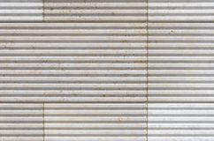 Linear tiles with relief in full frame stock photos