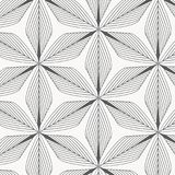 Linear vector pattern, repeating abstract leaves, gray line of leaf or flower, floral. graphic clean design for fabric. Event, wallpaper etc. pattern is on Royalty Free Stock Photography