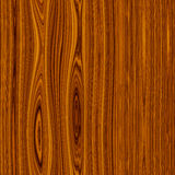 Linear wood knotted Royalty Free Stock Photography
