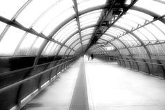 Linearer menschlicher Beschleuniger Stockbilder