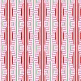 Lineares, rhythmisches und kontrastierendes backgound lizenzfreie abbildung