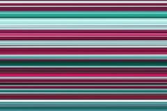 Lineas horizontales brillantes fondo, textura del extracto olorful del ¡de Ð stock de ilustración