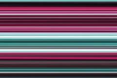 Lineas horizontales brillantes fondo, textura del extracto olorful del ¡de Ð en tonos púrpuras stock de ilustración