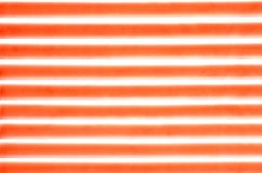 Lineas horizontales modelo, rojo Imagenes de archivo