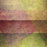 Lineas horizontales ocres y del yelowgrunge del fondo Imagen de archivo libre de regalías