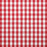 Lined dinner cloth Royalty Free Stock Images