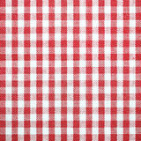 Lined dinner cloth Royalty Free Stock Image