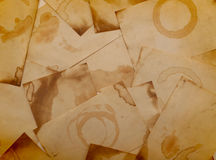 Lined paper background. Close up of grunge lined paper background Royalty Free Stock Image
