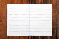 Lined paper background. Stock Photo