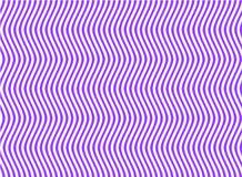 Linee alterne di zigzag di blu e di bianco Fotografie Stock