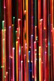 Linee astratte variopinte Fotografia Stock Libera da Diritti