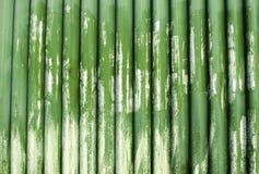 Linee astratte verdi Immagine Stock Libera da Diritti