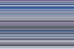Linee blu semplici Fotografia Stock