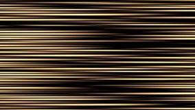 Linee commoventi fondo, elementi dell'onda, struttura astratta, linea stile di Digital illustrazione di stock