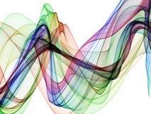 Linee curvilinee Immagini Stock Libere da Diritti