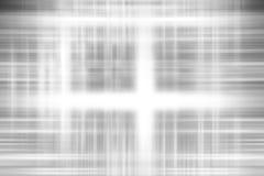 Linee d'intersezione del fondo grigio Immagini Stock Libere da Diritti