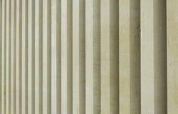 Linee del cemento immagine stock