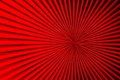 Linee dello zoom del nero & di rosso Fotografia Stock Libera da Diritti