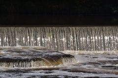 Linee di acqua Immagine Stock