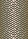 Linee di griglia senza cuciture Modello minimalistic semplice illustrazione vettoriale