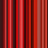 Linee di tinta rossa Immagine Stock