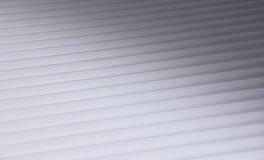Linee diagonali della scala di grigi con le direzioni contrarie e l'ombra Immagini Stock