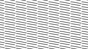 Linee diagonali monocromatiche astratte moderne semplici modello Immagine Stock