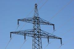 Linee elettriche all'aperto Immagine Stock Libera da Diritti