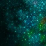 Linee geometriche astratte 3d moderne. ENV 10 royalty illustrazione gratis