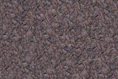 Linee geometriche astratte del modello dello sfondo naturale fatte delle pietre scure Fotografie Stock