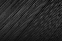 Linee oblique nere grige Immagini Stock