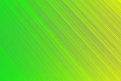 Linee oblique verdi Fotografia Stock Libera da Diritti