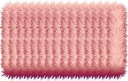 linee pelose variopinte 3D illustrazione di stock