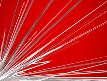Linee radiali strutturate che spargono effetto di esplosione Starburst, sole illustrazione di stock