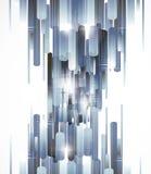 Linee rette fondo astratto Fotografia Stock Libera da Diritti