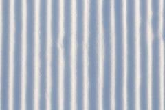 Linee rette verticali della neve Fondo Fotografia Stock