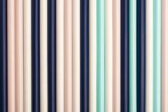 Linee variopinte astratte, fondo multicolore Modello della banda con la linea fotografia stock libera da diritti