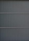 Linee verticali fine dello sfiato su Fotografia Stock Libera da Diritti
