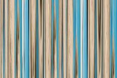 Linee verticali tronco di lerciume di astrazione di tono pastello di legno blu beige del fondo del bambù Fotografia Stock