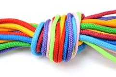 Linen веревочка Стоковые Изображения RF