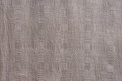 Linen старая текстура ткани Стоковая Фотография