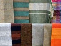 Linen ткани Стоковое фото RF