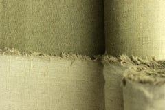 Linen ткань стоковое изображение