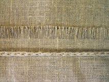 Linen ткань Стоковая Фотография